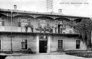 LUNEVILLE 1914 – TROIS SEMAINES D'OCCUPATION ALLEMANDE EN MEURTHE-ET-MOSELLE