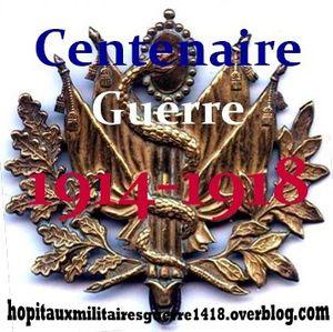 LES J.M.O. DU SERVICE DE SANTE (1914-1918)