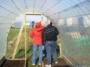 Thinking About a Home Greenhouse? Learn all about it Oct. 30