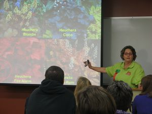 How to request a Master Gardener speaker for your upcoming event