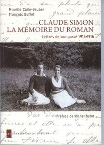 Claude Simon : des lettres avant la lettre