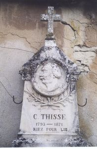Vézelay : au cimetière de la colline inspirée