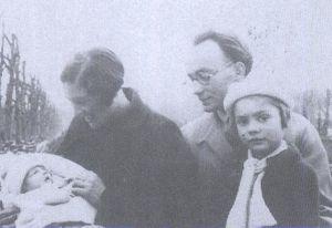 Les Krüger en 1936