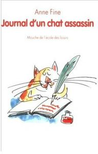 Journal d'un chat assassin, d'Anne Fine