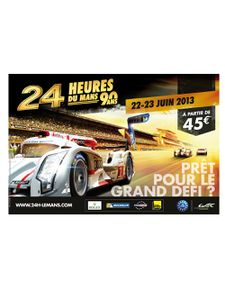 24 heures du Mans...terrible drame