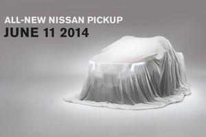Nouveau Nissan Navara...le 11 juin!