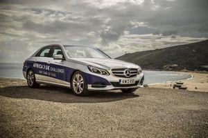 Mercedes Classe E BlueTec Hybrid...belle réussite!