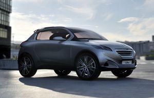 Un nouveau crossover chez Peugeot ?