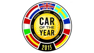 Car of the year 2015...il n'en reste que 7!