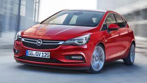 La nouvelle Opel Astra montre son visage!