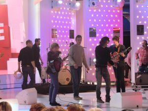 Guillaume CANET enregistre pour Vivement Dimanche (06/03/2013)