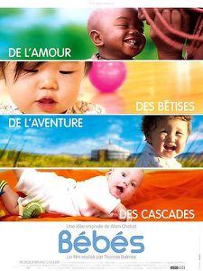 Quatre bébés autour du monde