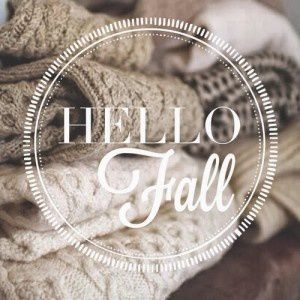 Hello Fall - Billet d'humeur automnale