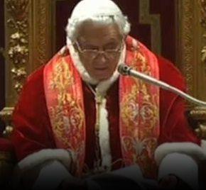 A Rome: message du 25 décembre 2012 du Pape Benoît XVI