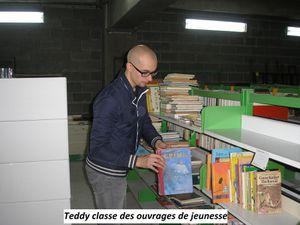 Le tri va bon train (les livres de l'IN à Lille 3)