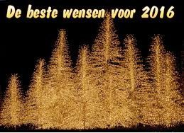 L'instant néerlandais du jour (2016_01_05): Beste wensen