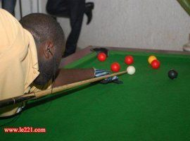 Billard : 6e tournoi national du Sénégal