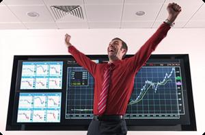 Le principe du trading boursier
