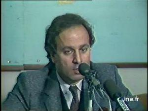 Lundi 23 décembre 1985