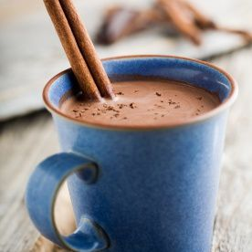 Chocolat Chaud version Calorique