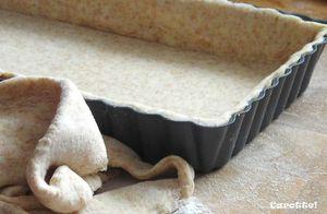 Recettes de Pâtes à tarte légère légère