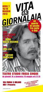 Aldo Dalla Vecchia, &quot&#x3B;Vita da Giornalaia&quot&#x3B;