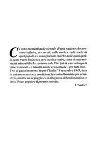 Daniele Lembo, &quot&#x3B;Otto settembre 1943&quot&#x3B;