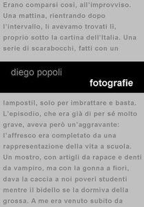 Diego Popoli, &quot&#x3B;Fotografie&quot&#x3B;