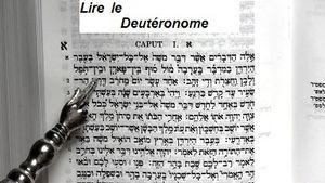 Lire le Deutéronome (2)