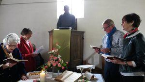 Journée Eglise protestante unie de la Manche 2015