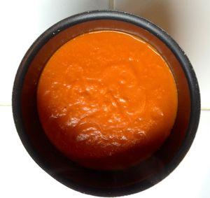 Chou farci à la sauce tomate WW au Thermomix