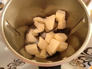 Quatre-quarts au Thermomix