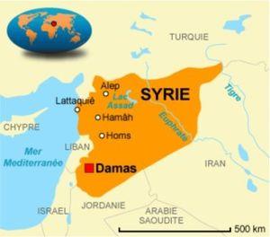 SYRIE: &quot&#x3B;Les attaques chimiques sont un coup monté&quot&#x3B;