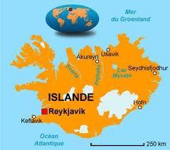 L'ISLANDE va retirer sa candidature à L'UNION EUROPÉENNE.