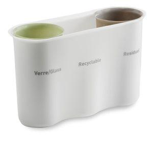 Selectibox : Poubelle éco-conçue pour le tri des déchets à l'hotel ou au bureau