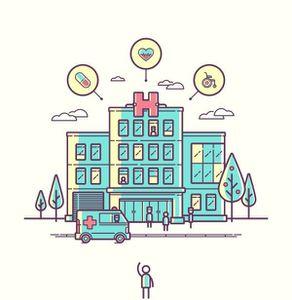Case Hôpital : veuillez patienter 1 tour
