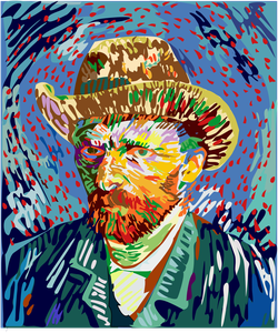 Avoir tort, citation de Vincent Van Gogh