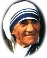 Juger ou aimer, citation de Mère Teresa