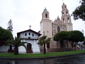 Mission Dolores, San Francisco.