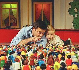 4 entrées gratuites au Playmobil Funpark