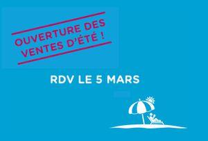 Billets TGV OuiGo : ouverture des ventes d'été le 5 mars