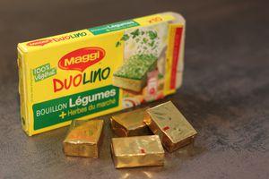 Boulette de boulgour et de quinoa à la tomme de brebis
