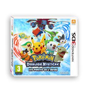 Pokémon Donjon Mystère : Les Portes de l'Infini annoncé