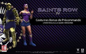 Saints Row IV - Un walkthrough et un nouveau DLC de précommande