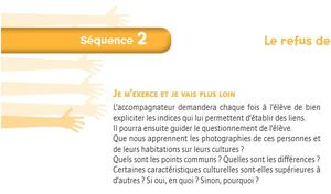 Extrait d'un manuel d'instruction civique & morale pour enseignants