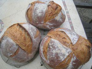 Enfin du pain digne de ce nom.