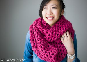 L'infinity scarf de All about ami