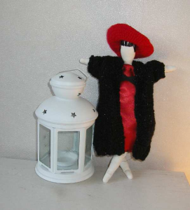 La poupée Victoria