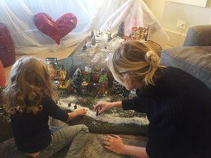 Natale a casa Marcuzzi