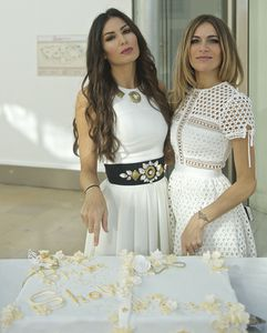 Elisabetta Gregoraci ed Eleonora Pedron